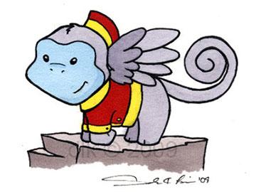 Lil' Flying Monkey - Thumbnail