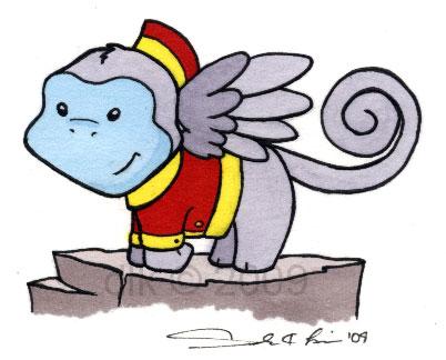 Lil Flying Monkey