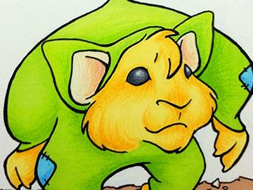 Pigwiggle Hamster