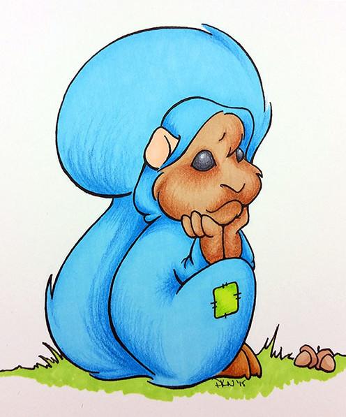 Hobnobber Hamster